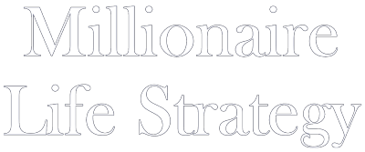 Millionaire Life Strategy