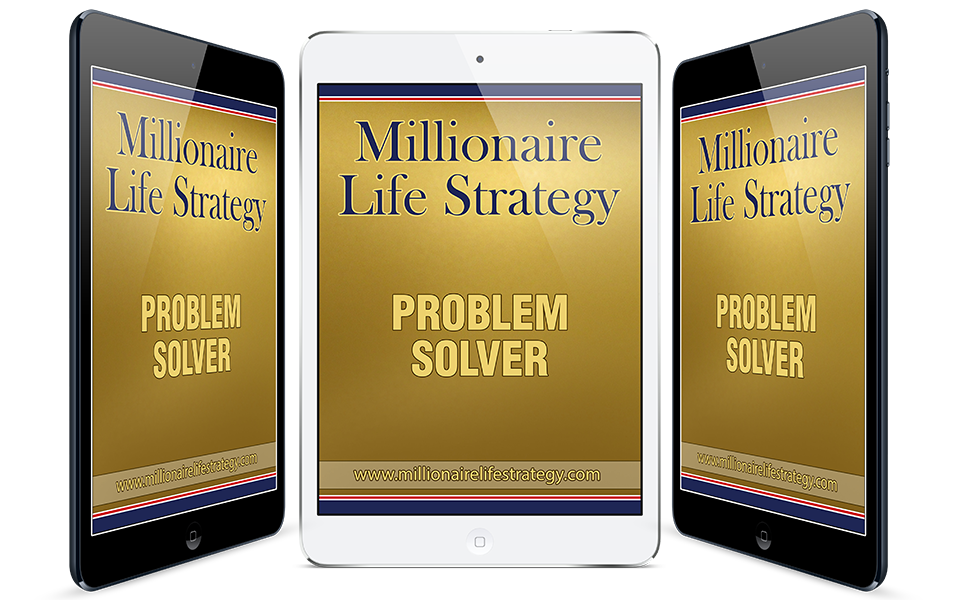 Millionaire-life-strategy-problem-solver