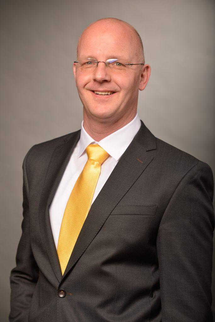 Erwin Wils in suit