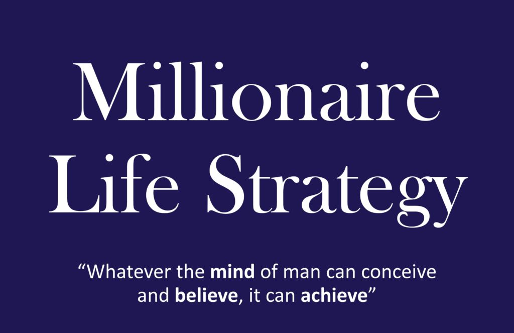 Logo Millionaire Life Strategy